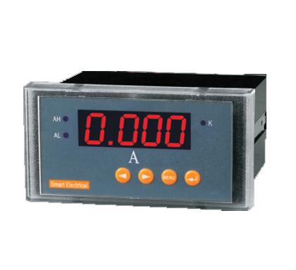 智能式单相电流表
