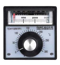 T系列电子式温度指示调节仪