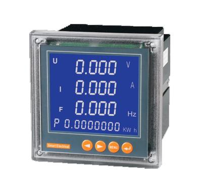 三相多功能表LCD
